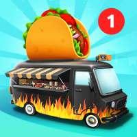 👩🍳طاهي شاحنة بيع الطعام 👨🍳 لعبة الطهي🥧🍩🍰 on 9Apps
