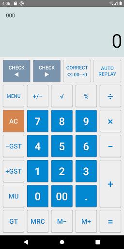 CITIZEN Calculator screenshot 3