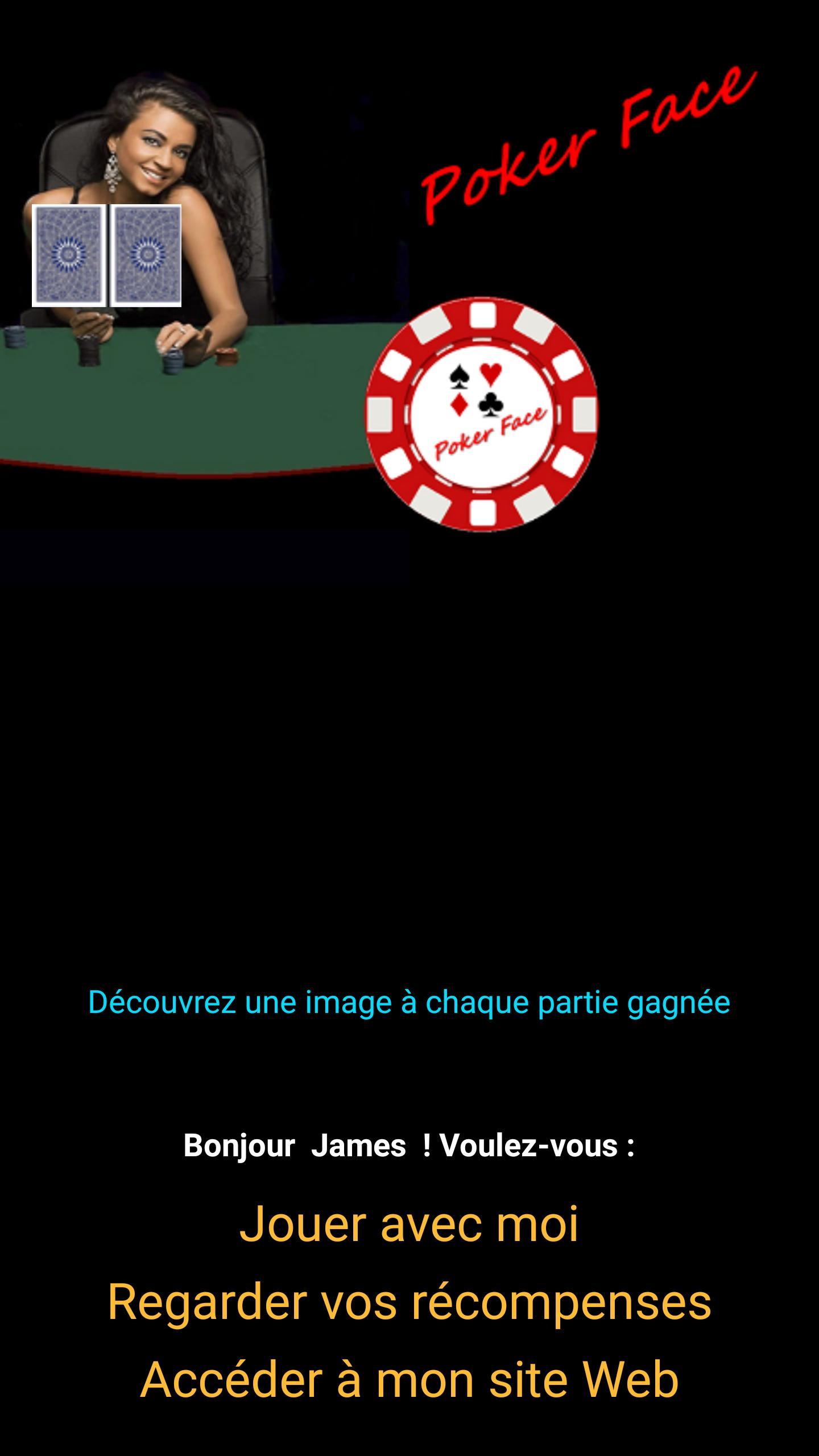 Poker Face 1 تصوير الشاشة