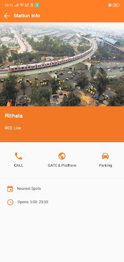 Delhi Metro Map,Route, DTC Bus Number Guide - 2020 screenshot 8