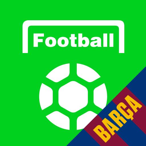 All Football - Barcelona News & Live Scores icon