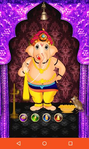 Dancing Ganesha 3 تصوير الشاشة