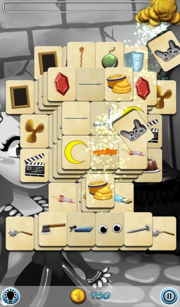 Hidden Mahjong: Rapunzel screenshot 3
