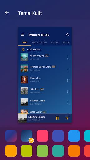 Pemutar Musik - MP3 Player, Music Player screenshot 3