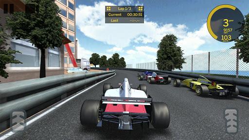 Formula Classic - 90's Racing screenshot 5