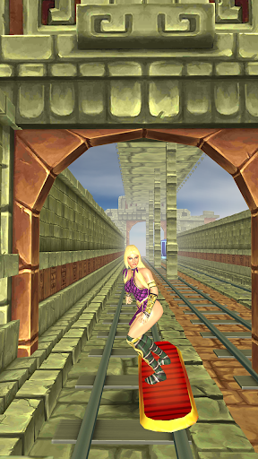 Warrior Princess - Road To Temple screenshot 4