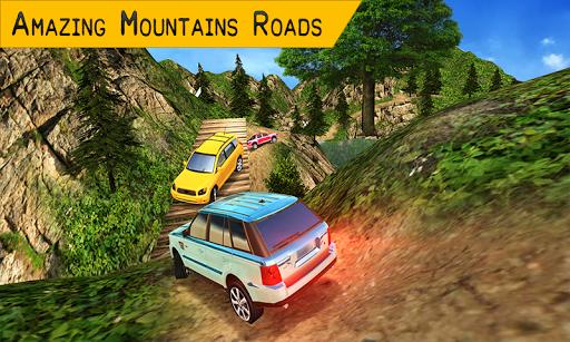 Offroad Land Cruiser Jeep screenshot 1