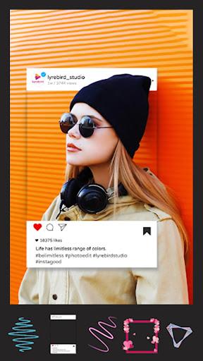 PicShot Photo Editor: Aplikasi Edit Foto & Kolase screenshot 8