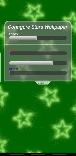 Stars Live Wallpaper screenshot 5