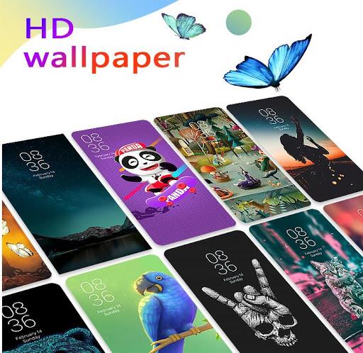 U Launcher 3D: New Launcher 2020, 3d themes 8 تصوير الشاشة