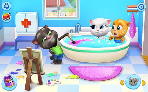 My Talking Tom Friends screenshot 9