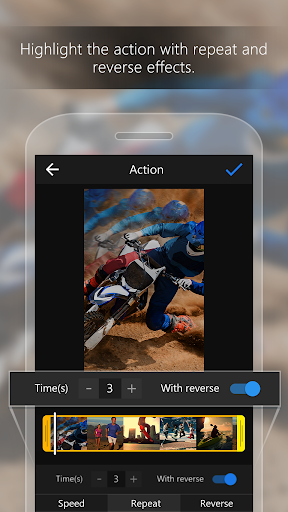 ActionDirector Video Editor - Edit Videos Fast screenshot 3
