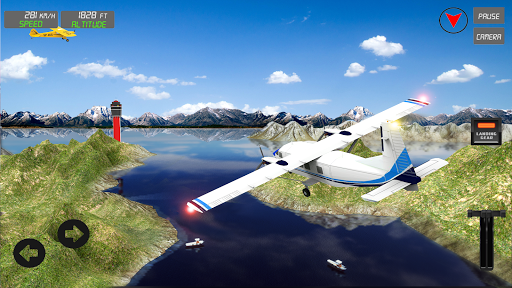 Pilot Flight Simulator 2020: Airplane Flying Games screenshot 5