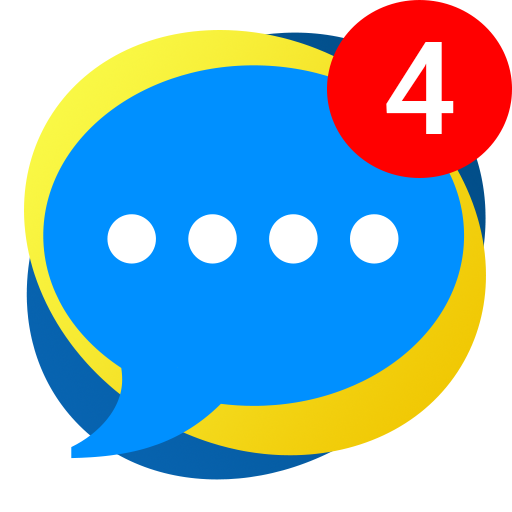 Messenger app, Light All-in-One, Live Free Chat icon