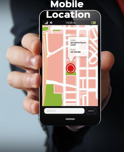 Number Locator - Live Mobile Location screenshot 1