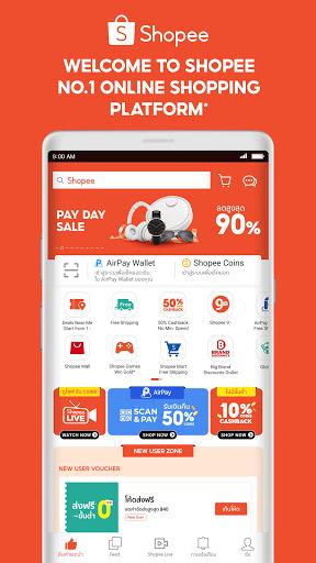 Shopee #1 Online Shopping screenshot 1