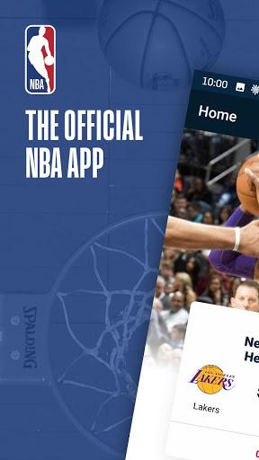 NBA: Live Games & Scores screenshot 2