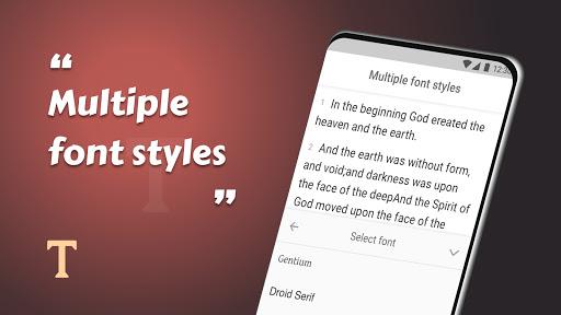 King James Bible (KJV) - Free Bible Verses   Audio screenshot 16
