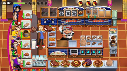 Cooking Dash screenshot 8