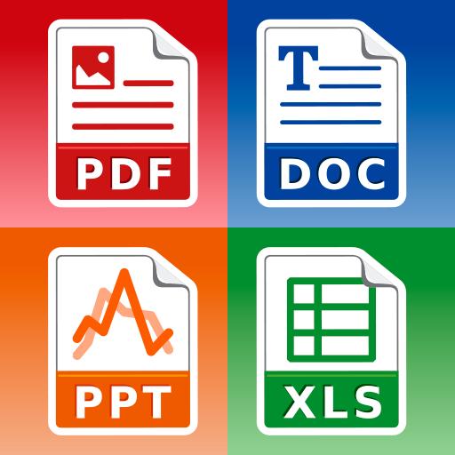 PDF Converter (doc ppt xls txt word png jpg wps) icon