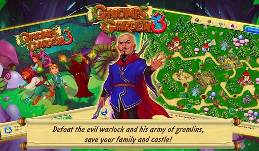 Gnomes Garden 3: The Thief of Castles screenshot 7