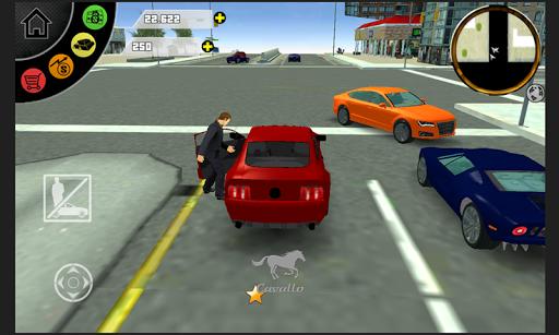 San Andreas: Real Gangsters 3D screenshot 2