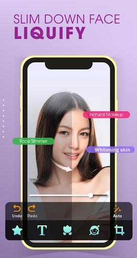 Beauty Face Plus - Makeup Photo, Beauty Plus screenshot 2