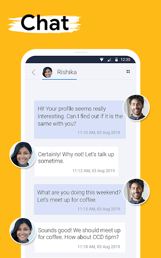 QuackQuack Dating App in India – Meet, Chat, Date screenshot 4
