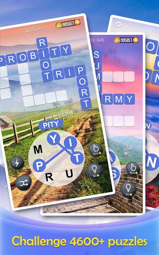 Word Crossy - A crossword game screenshot 12