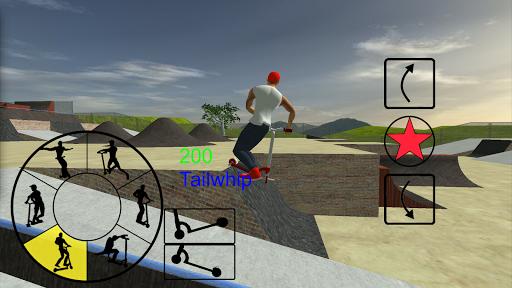 Scooter Freestyle Extreme 3D 1 تصوير الشاشة