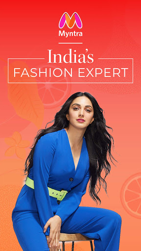 Myntra Online Shopping App - Shop Fashion & more screenshot 1
