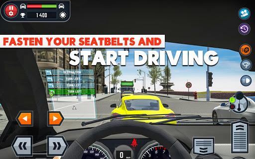 🚓🚦Car Driving School Simulator 🚕🚸 screenshot 7