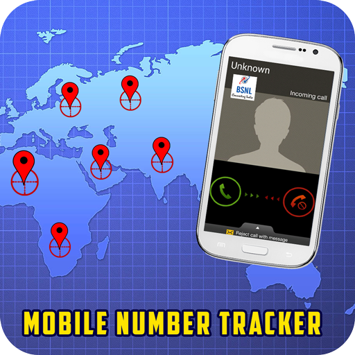 Mobile Number Tracker أيقونة