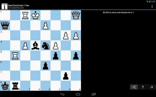 1 move checkmate chess puzzles screenshot 11