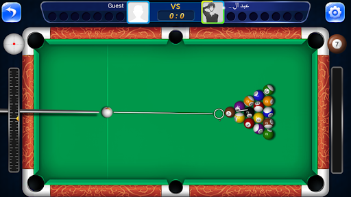 8 Ball Star - Ball Pool Billiards 1 تصوير الشاشة