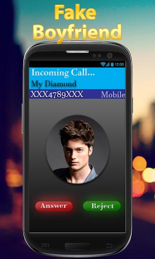 Fake boyfriend is calling - Prank 3 تصوير الشاشة