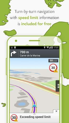 Wisepilot - GPS Navigation screenshot 4