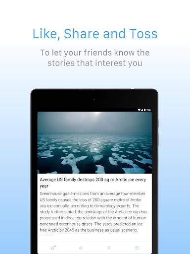 Inshorts - 60 words News summary screenshot 20