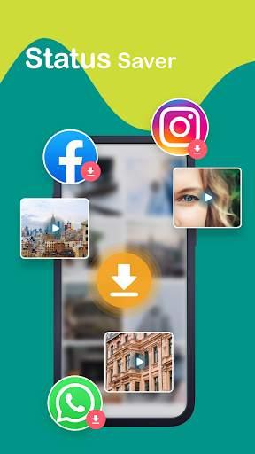 Xender - Share Music&Video,Status Saver,Transfer screenshot 3