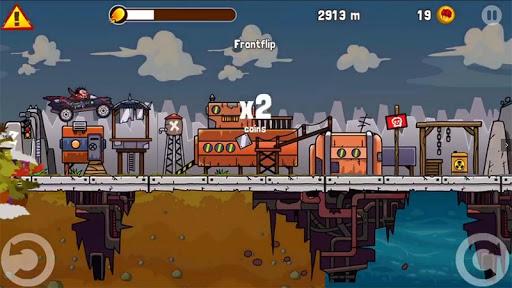 Zombie Road Trip 3 تصوير الشاشة