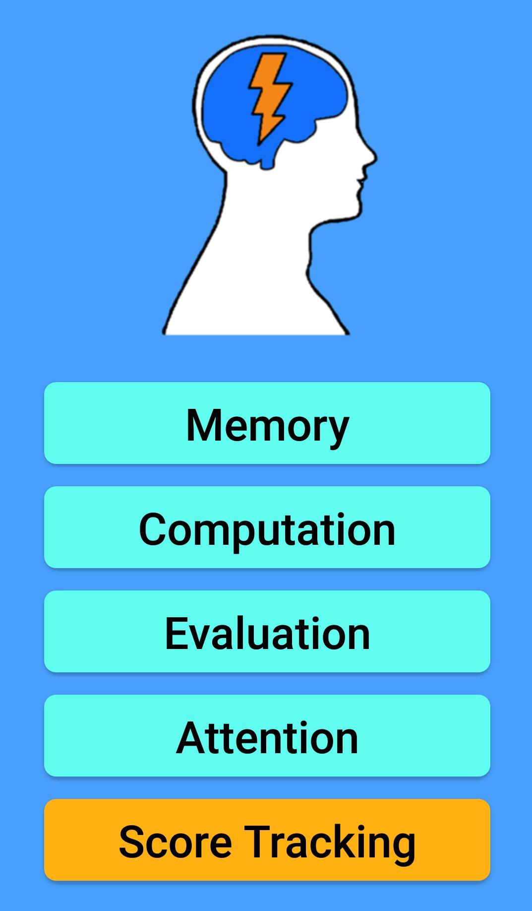 Mental Enhancement App screenshot 1