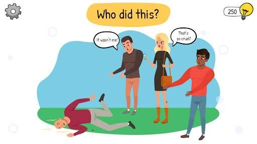 Who is? Brain Teaser & Riddles स्क्रीनशॉट 3
