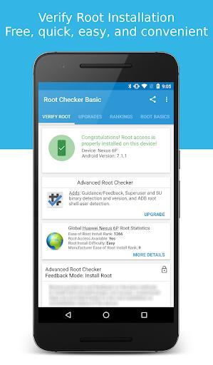 Root Checker скриншот 2