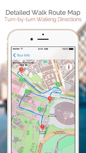 GPSmyCity: Walks in 1K  Cities screenshot 4