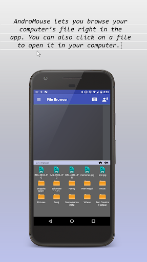 Remote Mouse Keyboard and More 4 تصوير الشاشة