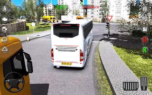 Real Bus Parking: Driving Games 2020 screenshot 5