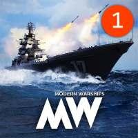 MODERN WARSHIPS: Sea Battle Online on 9Apps