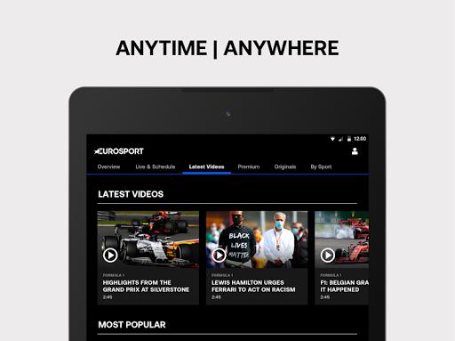 Eurosport: Sports News, Results & Scores screenshot 9