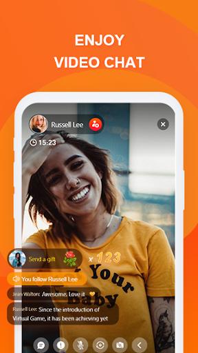 Holo Live—Video Chat & Match & Make Friends screenshot 2