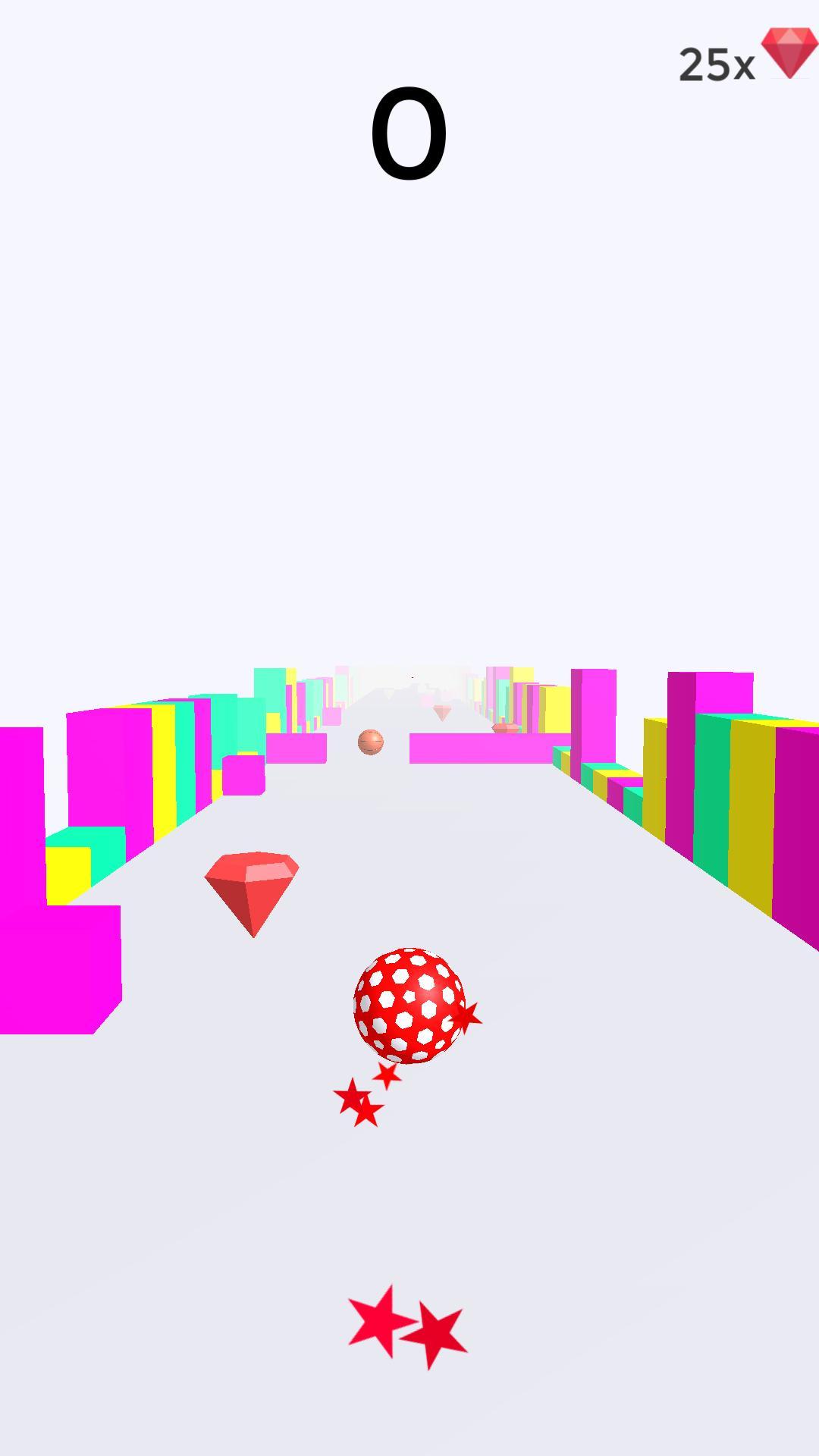 Roll It Up Catch It Up - Jumping Rolling Ball Race 7 تصوير الشاشة